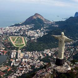 Рио-де-Жанейро — город, картинка цветная