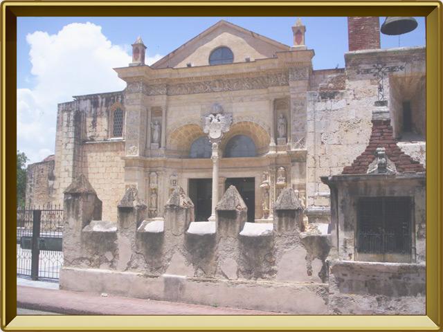 Санто-Доминго — город, фото в рамке №2