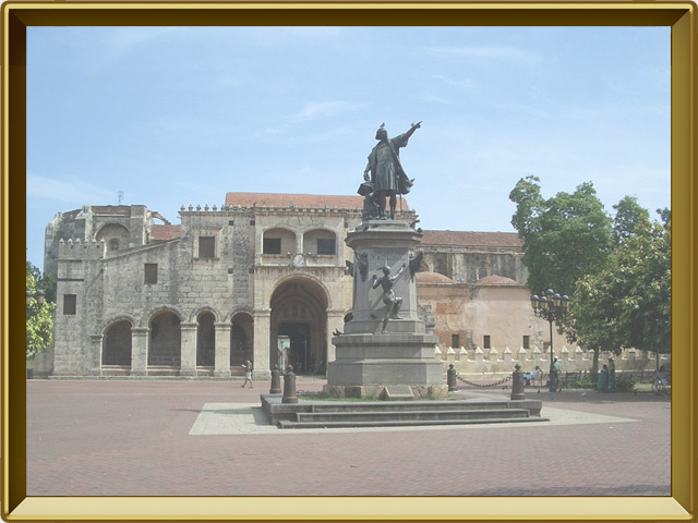 Санто-Доминго — город, фото в рамке №3