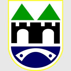 Сараево — герб города, картинка цветная