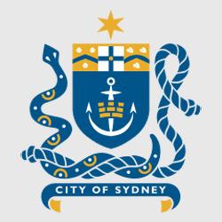 Сидней — герб города, картинка цветная
