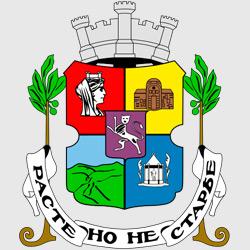 София — герб города, картинка цветная