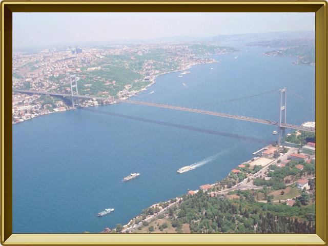 Стамбул — город, фото в рамке №3