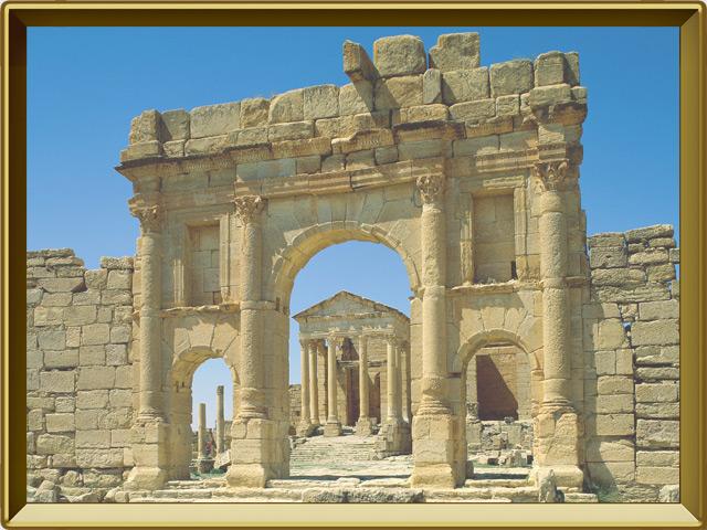 Тунис — город, фото в рамке №2