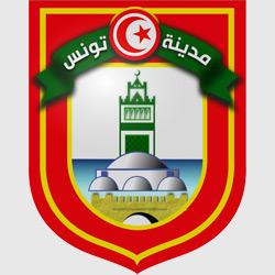 Тунис — герб города, картинка цветная