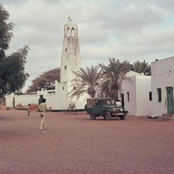 Ваджир — город, картинка цветная