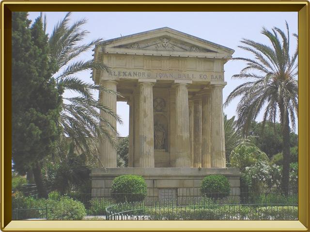 Валлетта — город, фото в рамке №2