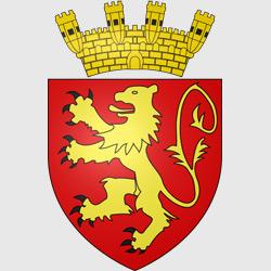 Валлетта — герб города, картинка цветная
