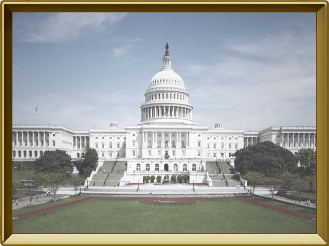 Вашингтон — город, фото в рамке №1