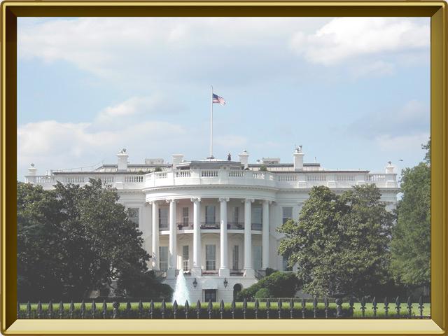 Вашингтон — город, фото в рамке №2