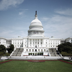 Вашингтон — город, картинка цветная
