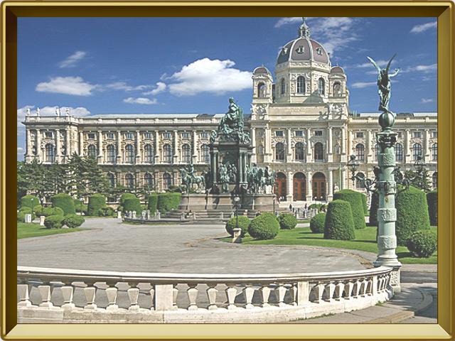 Вена — город, фото в рамке №1