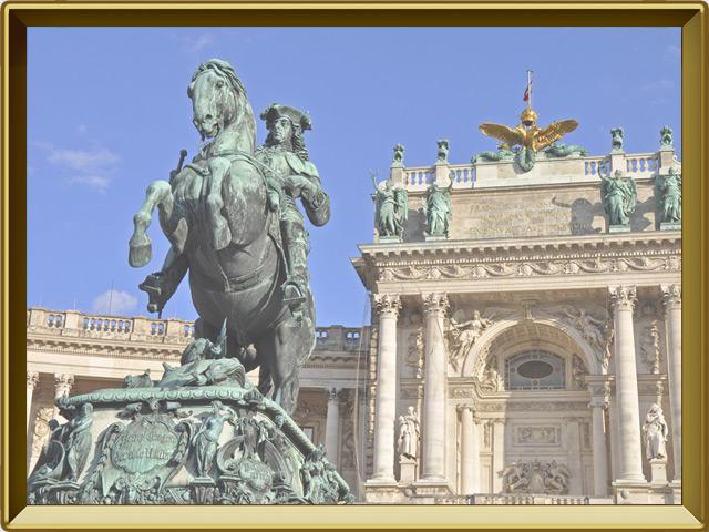 Вена — город, фото в рамке №3