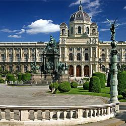 Вена — город, картинка цветная