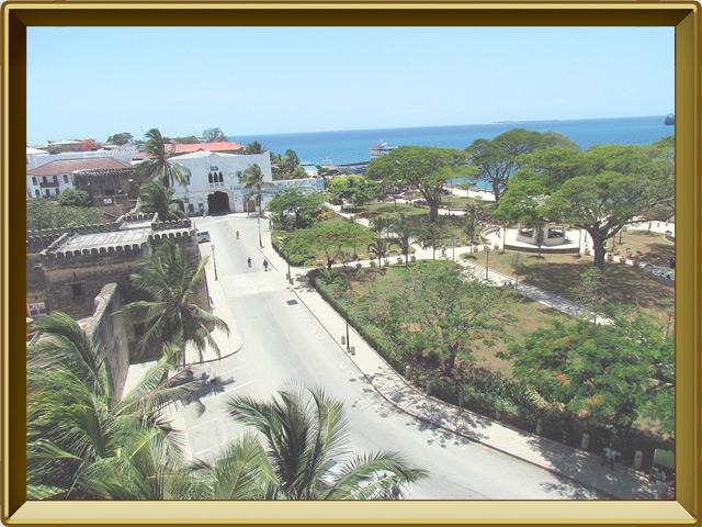 Занзибар — город, фото в рамке №2