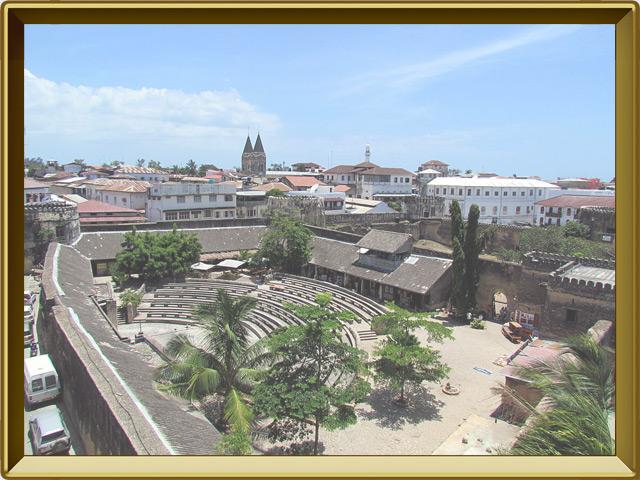 Занзибар — город, фото в рамке №3
