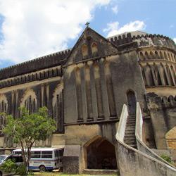 Занзибар — город, картинка цветная