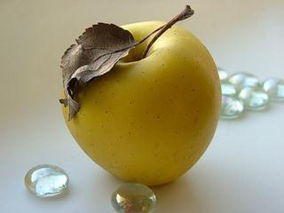 Импортные яблоки опасны для здоровья