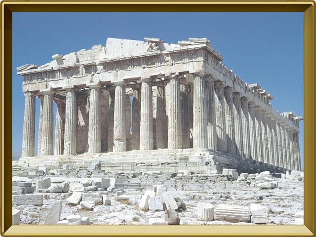 Акрополь — познавательно, фото в рамке №2