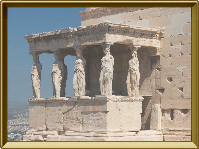 Акрополь — познавательно, фото в рамке №3