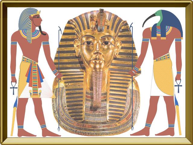 Древние Египтяне — познавательно, фото в рамке №1