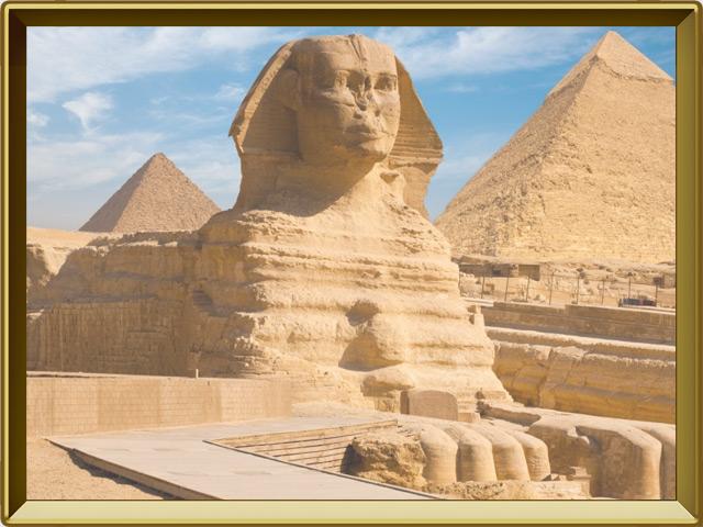 Древние Египтяне — познавательно, фото в рамке №2