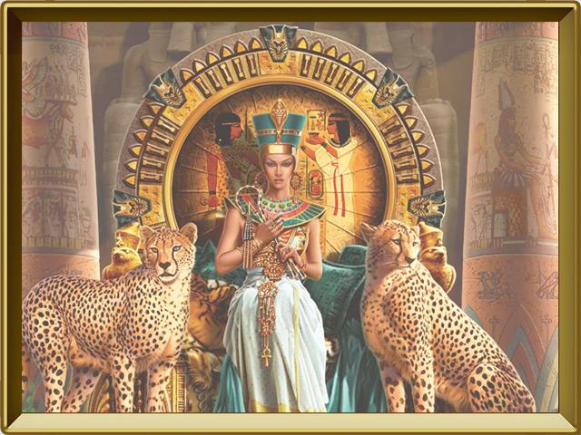 Древние Египтяне — познавательно, фото в рамке №3