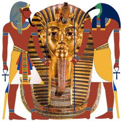 Древние Египтяне — познавательно, картинка цветная