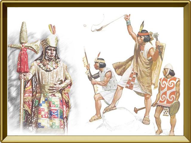 Древние Инки — познавательно, фото в рамке №1