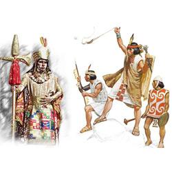 Древние Инки — познавательно, картинка цветная
