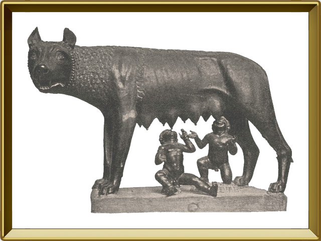 Древний Рим — познавательно, фото в рамке №3