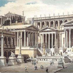 Древний Рим — познавательно, картинка цветная