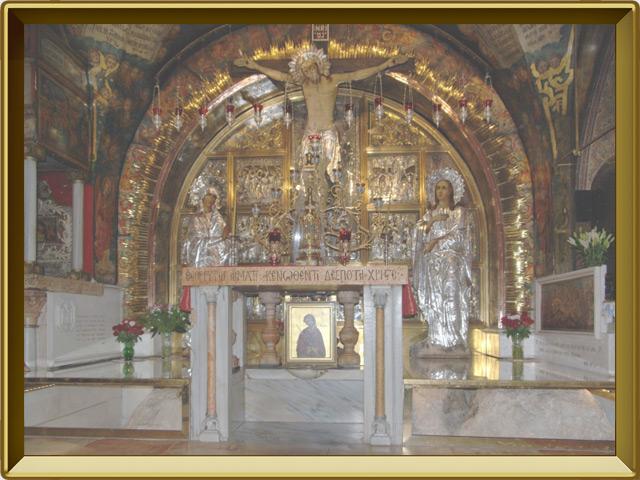 Храм Гроба Господня — познавательно, фото в рамке №2
