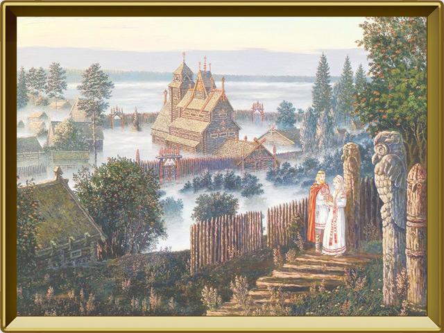 Киевская Русь — познавательно, фото в рамке №2