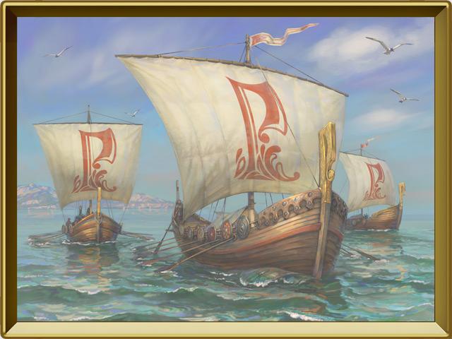 Киевская Русь — познавательно, фото в рамке №3