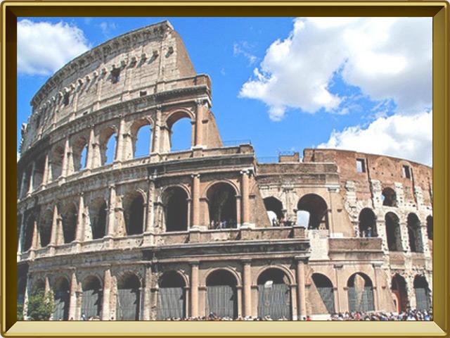 Колизей — познавательно, фото в рамке №2