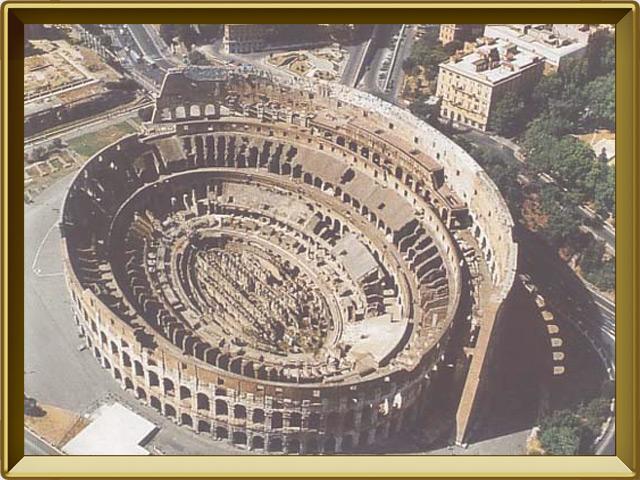 Колизей — познавательно, фото в рамке №3