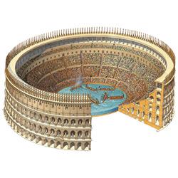 Колизей — познавательно, картинка цветная