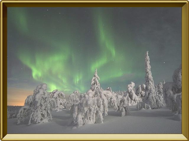 Лапландия — познавательно, фото в рамке №2