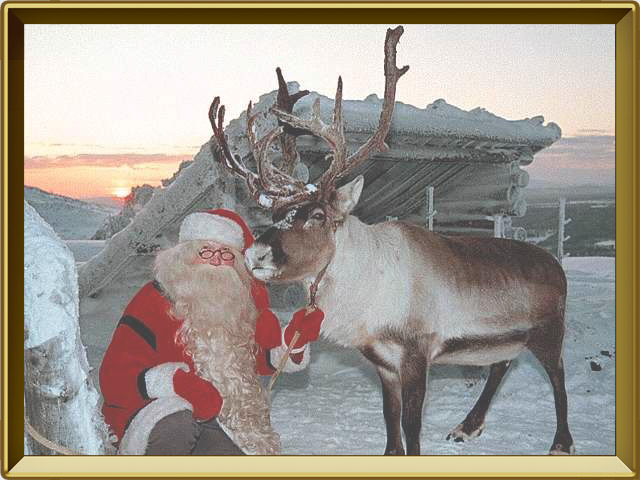 Лапландия — познавательно, фото в рамке №3