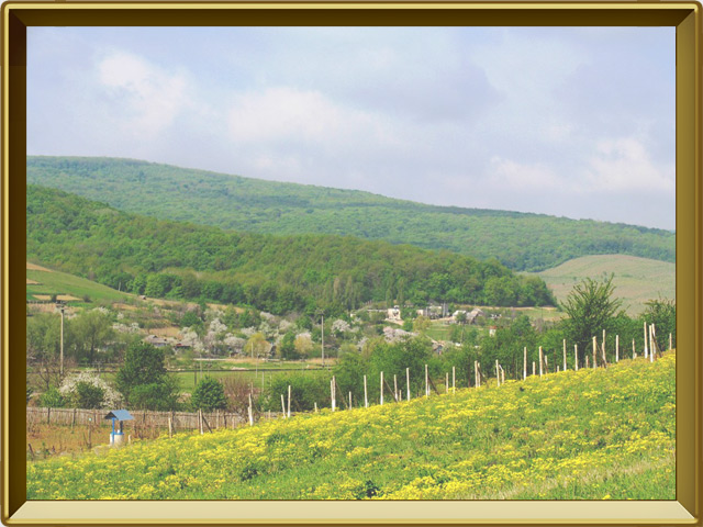 Молдова — познавательно, фото в рамке №3