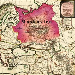 Московия — познавательно, картинка цветная