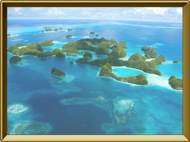 Океания — познавательно, фото в рамке №2