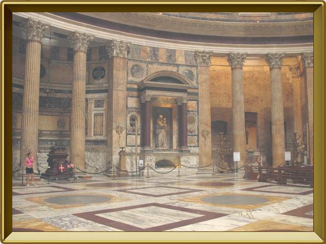 Пантеон — познавательно, фото в рамке №3