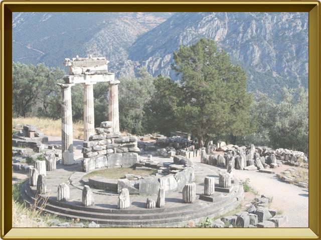 Пелопоннес — познавательно, фото в рамке №3