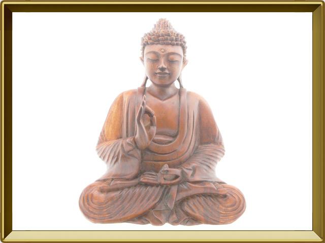 Родина Будды — познавательно, фото в рамке №1