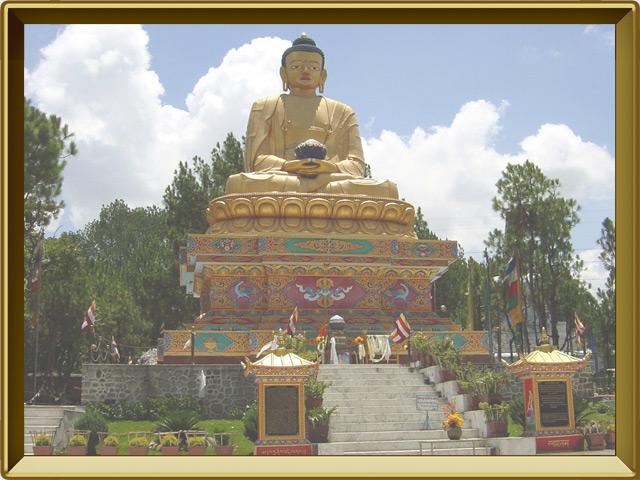 Родина Будды — познавательно, фото в рамке №2