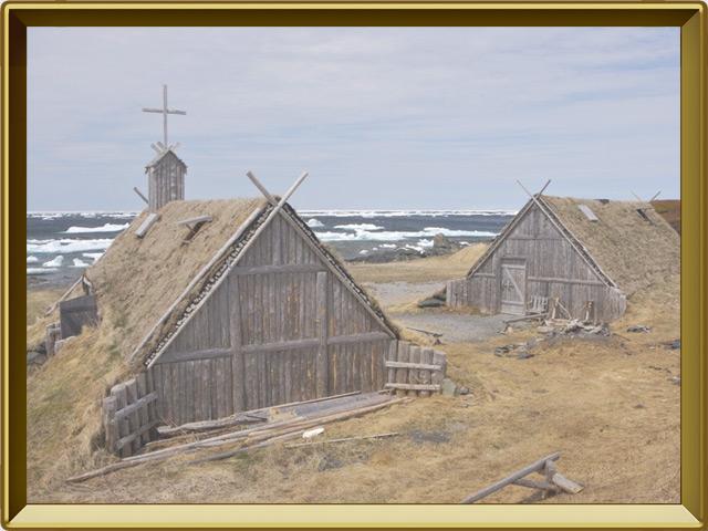 Викинги — познавательно, фото в рамке №3