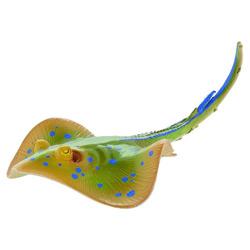 Электрический скат — рыба, картинка цветная