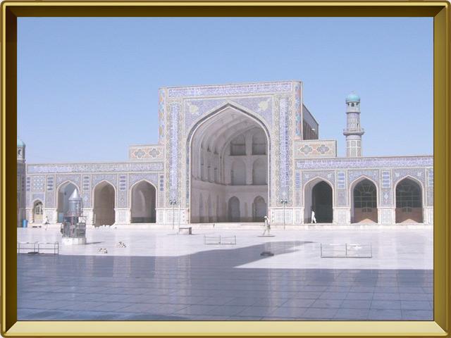 Афганистан — страна, фото в рамке №3